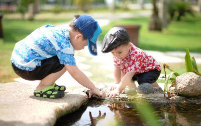Apprendre la propreté à son enfant façon Montessori