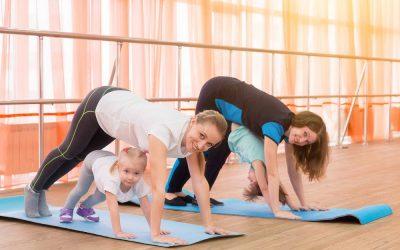 Les bienfaits du yoga chez les enfants