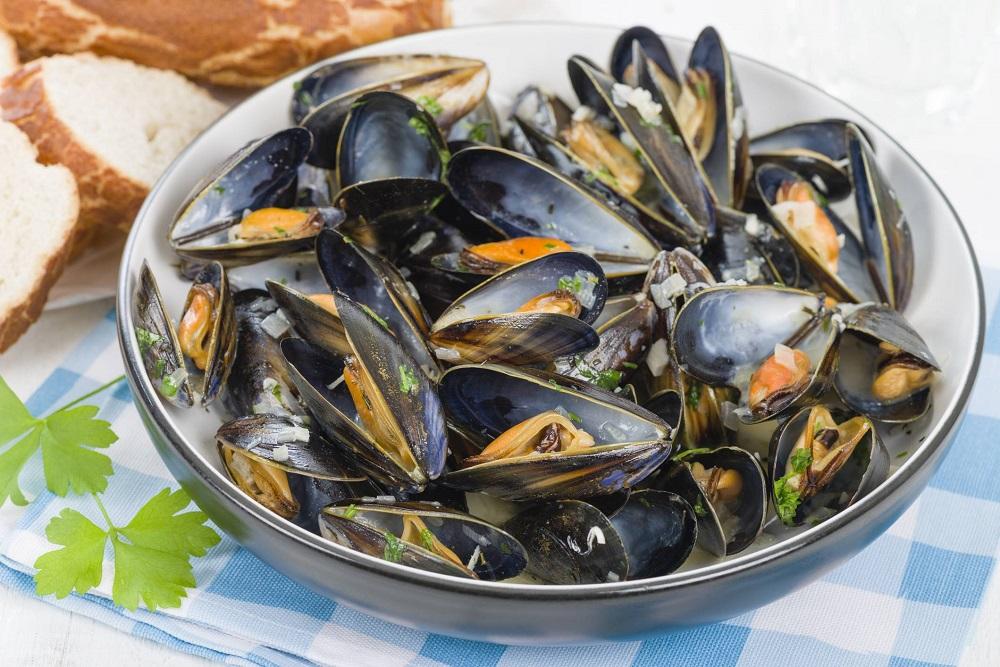 Peut-on manger des fruits de mer pendant la grossesse ?