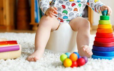 L'apprentissage de la propreté selon la pédagogie Montessori