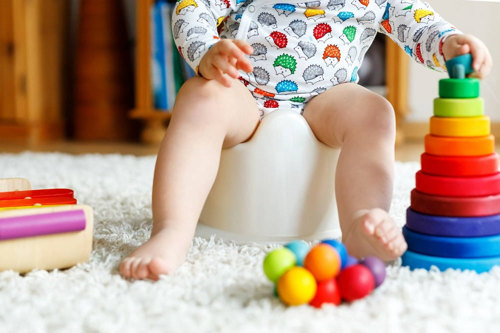 L'apprentissage de la propreté chez l'enfant - Inspiration Montessori