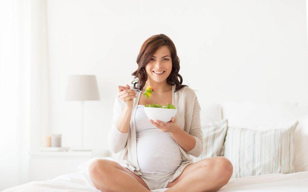 Nausées de grossesse : Que manger quand on est enceinte ?