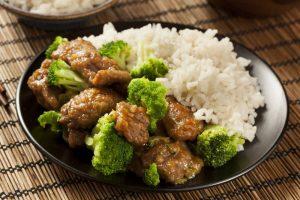 Manger Chinois en étant enceinte : est-ce possible ?