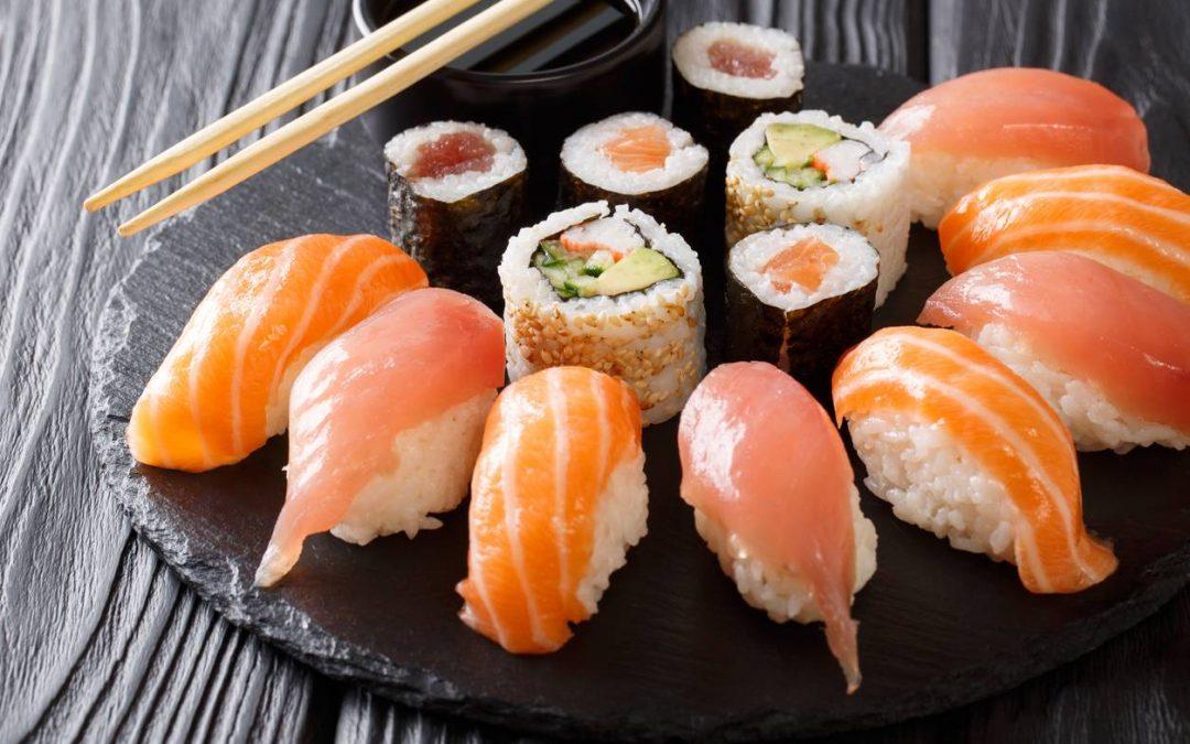 Manger ou pas du poisson cru pendant la grossesse ?