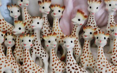Sophie la Girafe : un jouet sain pour bébé